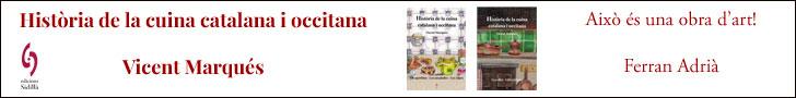 CAPÇALERA: HISTÒRIA DE LA CUINA CATALANA I OCCITANA
