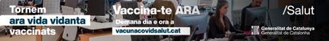 BANER1: Generalitat de catalunya